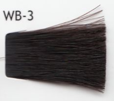 Lebel MATERIA Перманентная краска для волос WB-3 тёмный шатен тёплый, 80 гр
