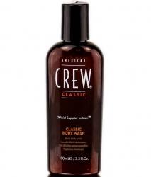 American Crew Classic Bodi Wash - Гель для душа, 100 мл