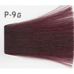Lebel Cosmetics Materia g - Перманентная краска для седых волос, P-9 очень светлый блонд розовый 80 гр