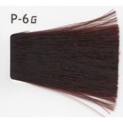 Lebel Cosmetics Materia g - Перманентная краска для седых волос, P-6 тёмный блонд розовый 80 гр