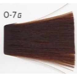 Lebel Cosmetics Materia g - Перманентная краска для седых волос, O-7 блонд оранжевый 80 гр