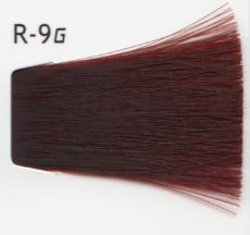 Lebel Cosmetics Materia g - Перманентная краска для седых волос, R-9 очень светлый блонд красный 80 гр
