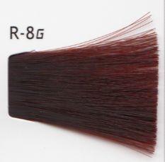 Lebel Cosmetics Materia g - Перманентная краска для седых волос, R-8 светлый блонд красный 80 гр