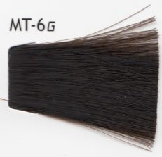 Lebel Cosmetics Materia g - Перманентная краска для седых волос, MT-6 тёмный блонд металлик 120 гр