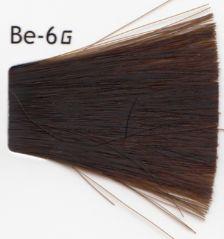 Lebel Cosmetics Materia g - Перманентная краска для седых волос, Be-6 тёмный блонд бежевый 120 гр