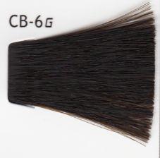 Lebel Cosmetics Materia g - Перманентная краска для седых волос, CB-6 тёмный блонд холодный 80 гр