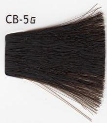 Lebel Cosmetics Materia g - Перманентная краска для седых волос,  CB-5 светлый шатен холодный 120 гр