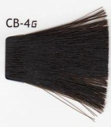 Lebel Cosmetics Materia g - Перманентная краска для седых волос, CB-4 шатен холодный 120 гр