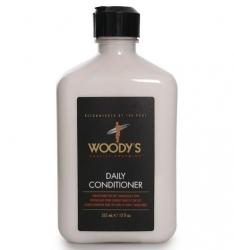 Woody's Daily Conditioner - Кондиционер для ежедневного ухода за волосами, 355 мл