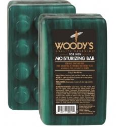 Woody's Moisture Bar - Мыло увлажняющее, 227 гр