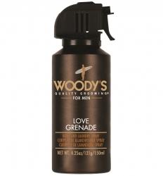 Woody's Love Grenade Body & Laundry Spray - Спрей-дезодорант, 150 мл