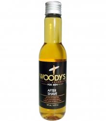 Woody's After Shave Tonic - Тоник после бритья на основе масла Алоэ с охлаждающим эффектом, 187 мл