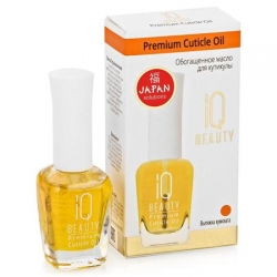 IQ Beauty Premium Cuticle Oil - Обогащенное масло для кутикулы, 12,5 мл