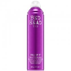 TIGI Bed Head Full Of It - Финишный лак для сохранения  объема волос, 371 мл