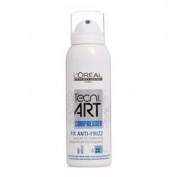 L'oreal professionnel tecni.art Fix Anti - Спрей сильной фиксации с защитой от влаги фикс анти-фриз (anti-frizz), 125 мл