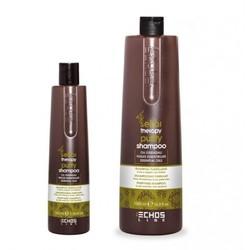 Echos Line Purity shampoo - Очищающий шампунь против перхоти, 1000 мл
