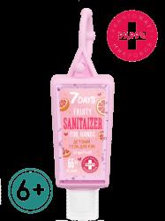 7 Days Grapefruit - Детский гель для рук c антисептическим эффектом 6+, 30 мл