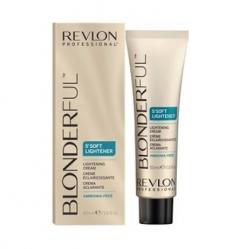 Blonderful Soft Lightener Cream - 5-минутный осветляющий крем без аммиака, 50 мл