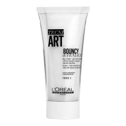 L'Oreal Professionnel Tecni. Art Dual Stylers Bouncy and Tender Intra-Cylane 2-в-1 - Крем + гель для вьющихся волос баунси энд тендер,150мл