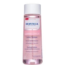Mavala Clean & Comfort Careless Toning Lotion - Тонизирующий Лосьон для деликатного ухода, 200 мл