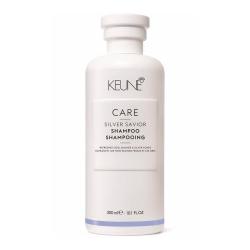 Keune Care Silver Savior Shampoo - Шампунь Сильвер 300 мл
