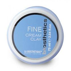 La Biosthetique Fine Cream Clay - Крем-глина для тонких волос, 75 мл