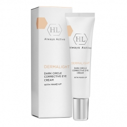 Holy Land Dermalight Dark Circle Corrective Eye Cream make-up - Корректирующий крем с тоном 15 мл