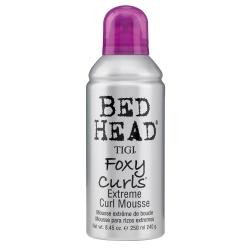 Tigi Bed Head Foxy Curls - Мусс для создания эффекта вьющихся, 250 мл