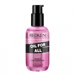 Redken one united oil for all hair - Масло мультифункциональное для волос, 100 мл