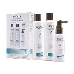 Nioxin System 5 Kit - Набор (система 5), 300+300+100 мл