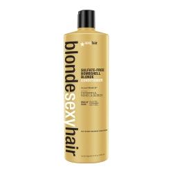 Sexy Hair BLSH Bombshell Blonde Conditioner - Кондиционер для сохранения цвета без сульфатов, 1000 мл