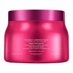 Kerastase Reflection Masque Chromatique  - Маска рефлексьон хроматик для толстых окрашенных волос, 500 мл