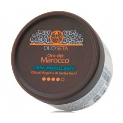 Barex Olioseta Oro Del Marocco Cera Modellante Olio di Argan e di Sacha Inchi - Моделирующий воск 100 мл