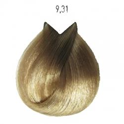 L'Oreal Professionnel Majirel - Краска для волос 9.31 (очень светлый блондин золотисто-пепельный), 50 мл