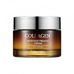 Berrisom Collagen Intensive Firming Cream - Крем для лица укрепляющий с коллагеном, 50 г