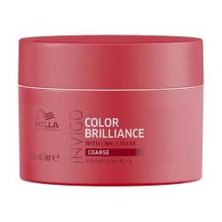 Wella Invigo Color Brilliance - Маска-уход для защиты цвета окрашенных жестких волос 150 мл