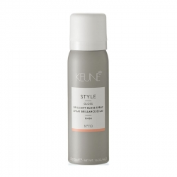Keune Celebrate Style Brilliant Gloss Spray No110 - Спрей-блеск бриллиантовый, 75 мл