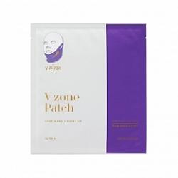 Holika Holika Spot Band V Zone Patch - Маска для лица для зоны подбородка, 8 г