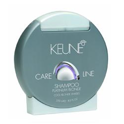 Keune Care Line Platinum Blonde Shampoo - Шампунь Платиновый блондин 250 мл