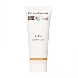 Holy Land Kukui Cream Mask For Oily Skin - Сокращающая маска 70 мл