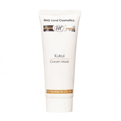 Holy Land Kukui Cream Mask For Oily Skin - Сокращающая маска 70 мл