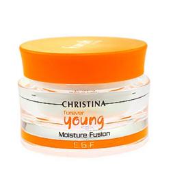Christina Forever Young Moisture Fusion Cream - Крем для интенсивного увлажнения кожи 50 мл