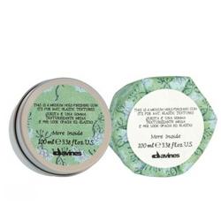 Davines More inside Medium Hold Finishing Gum - Эластик гель для матовых подвижных текстур 100мл