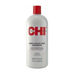 CHI Ionic Color Lock Treatment - Кондиционер Чи «Колор Лок» 946 мл