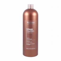 Kapous Professional magic keratin - шампунь кератин для волос 1000 мл