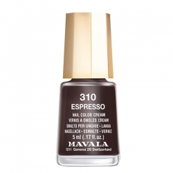 Mavala - Лак для ногтей тон 310 Эспрессо/Espresso, 5 мл