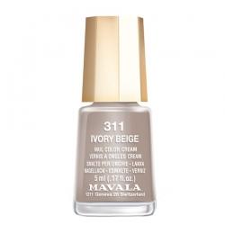 Mavala - Лак для ногтей тон 311 Слоновая кость/Ivory Beige, 5 мл