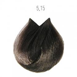 L'Oreal Professionnel Majirel - Краска для волос 5.15 (светлый шатен пепельный красное дерево), 50 мл