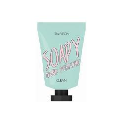 The YEON Soapy Hand Perfume Clean - Парфюмированный крем для рук аромат чистоты, 30 мл