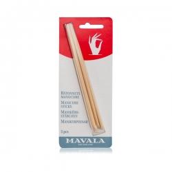 Mavala Manicure Sticks - Палочки для маникюра деревянные, 5 шт